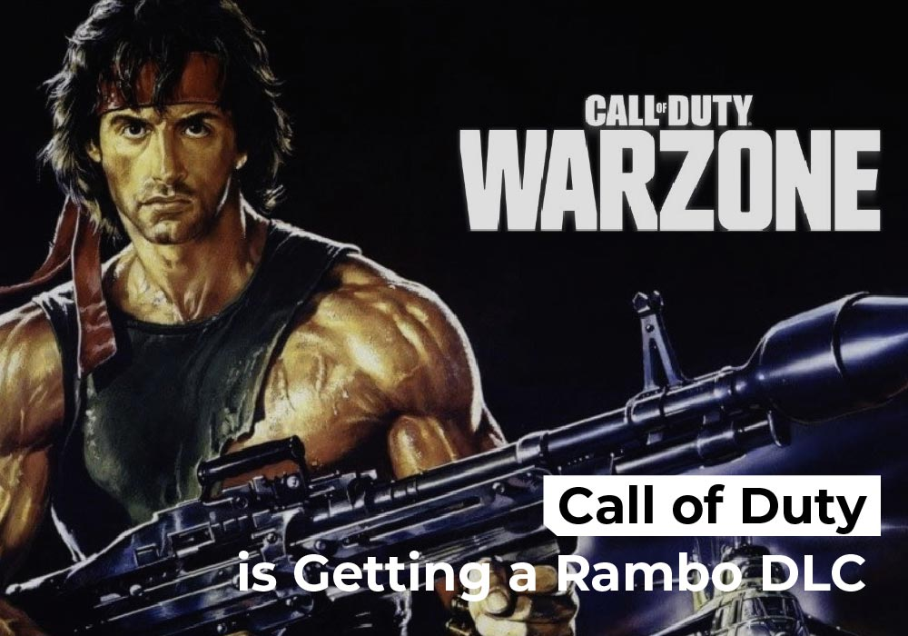 Call of Duty is Getting a Rambo DLC