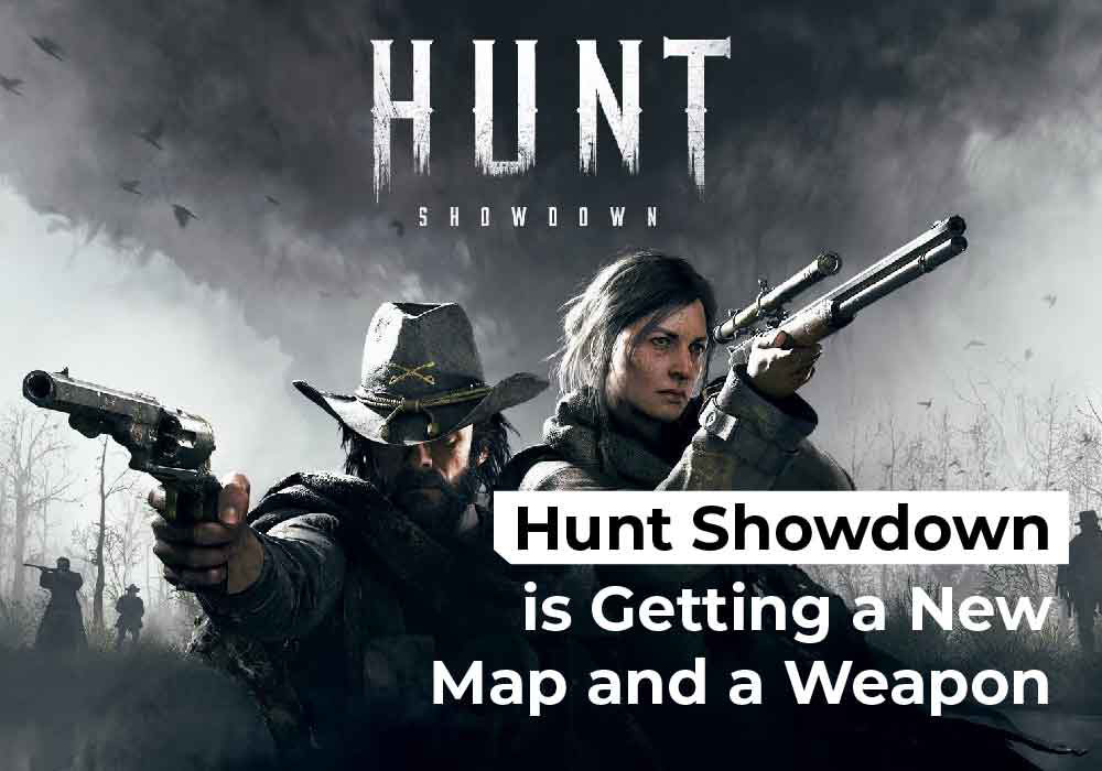 Hunt Showdown is Getting a New Map and a Weapon