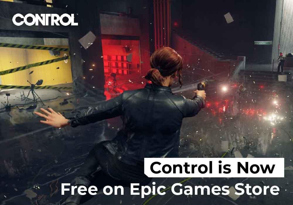 Control is Now Free on Epic Games Store-01